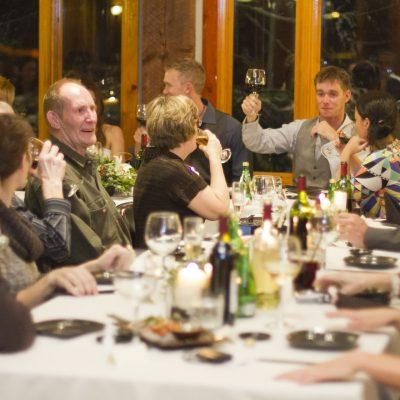 Alpine-Lodge-weddign-party